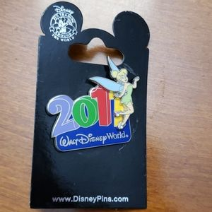 Tinkerbell Disney Pin